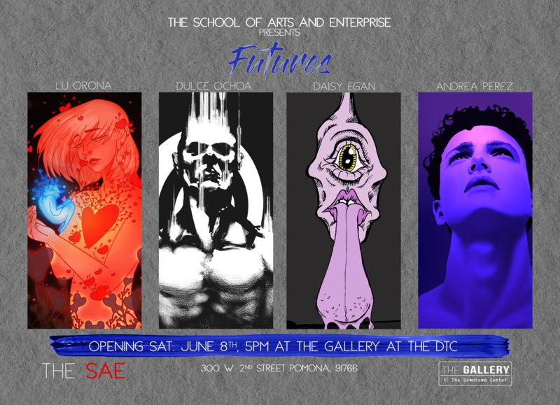June ArtWalk flyer Featured Photo