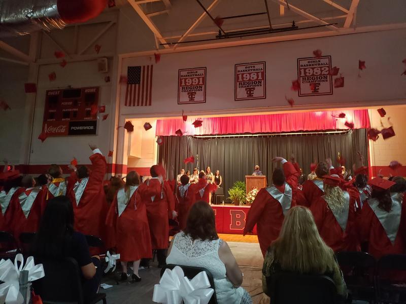 Class of 2019 Graduates Featured Photo