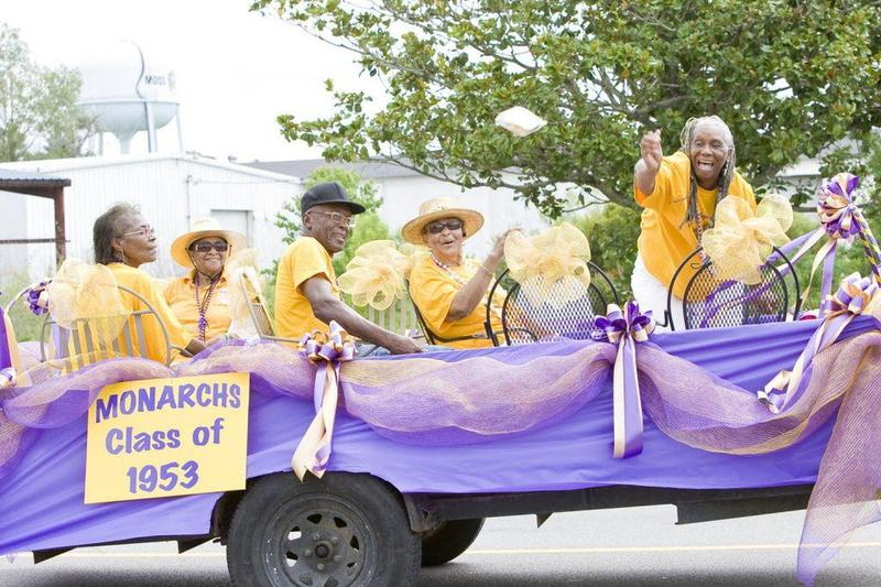 Homecoming Parade 2021