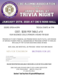 Alumni Association Trivia Night flyer