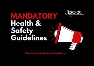 Mandatory Health & Safety Guidelines