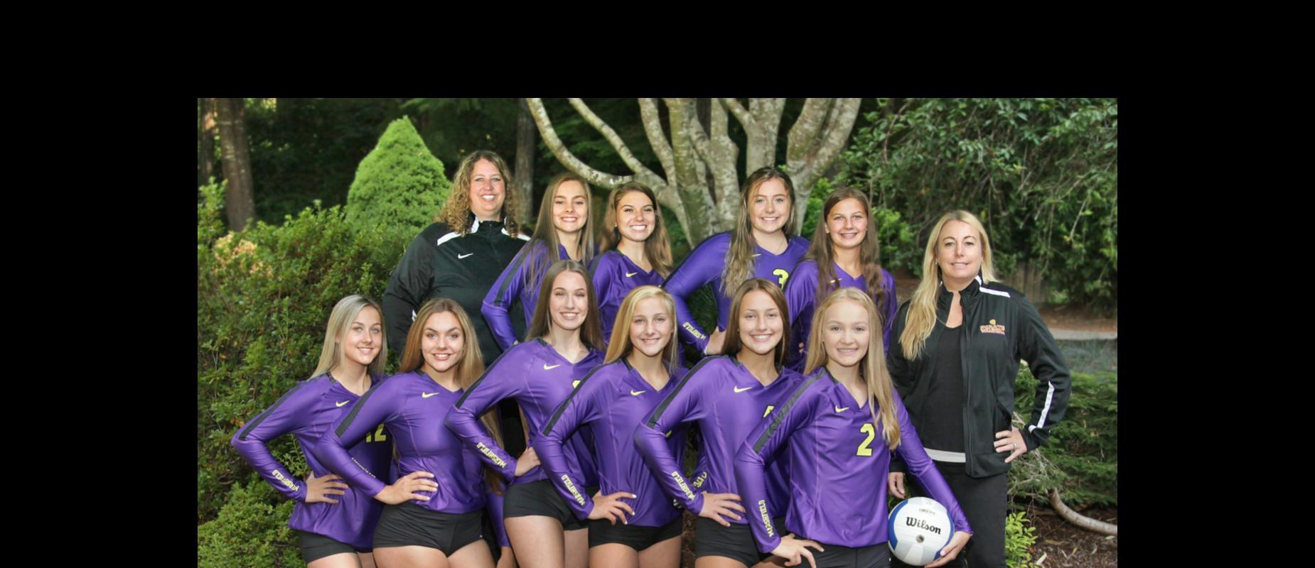 Pirate Varsity Volleyball 2019