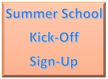Signup for summer school