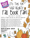 The Villa Heights Book Fair will be Monday, October 28th through Friday, November 1st! Students may purchase books in the mornings from 7:30 to 8:00 and during their Media and Technology classes (please see flyer). The Book Fair will run on the Teacher Work Day on 10/28. Please come by! If you would like to shop with your student during their allotted time, please make sure you bring your ID when you sign in to the front office. If the attached times do not work for you, please contact Ms. V at em.vanostenbridge@cms.k12.nc.us. We take cash, card, and check.