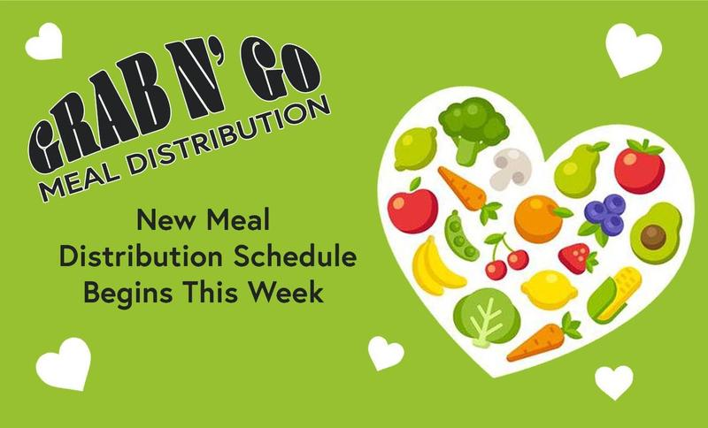 Grab n' Go Food Distribution