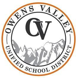 Owens Valley Unified School District Logo