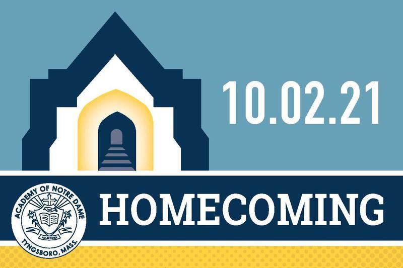 NDA Homecoming logo