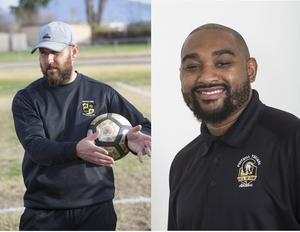 Coach Rose and Coach Davis announced as All-Area Coaches of the Year