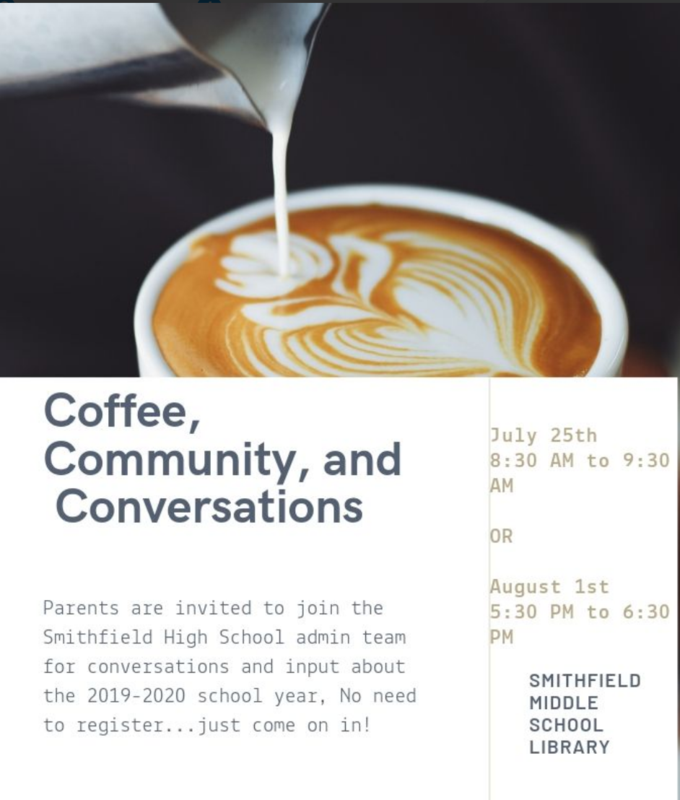 Coffee, Community, and Conversations
