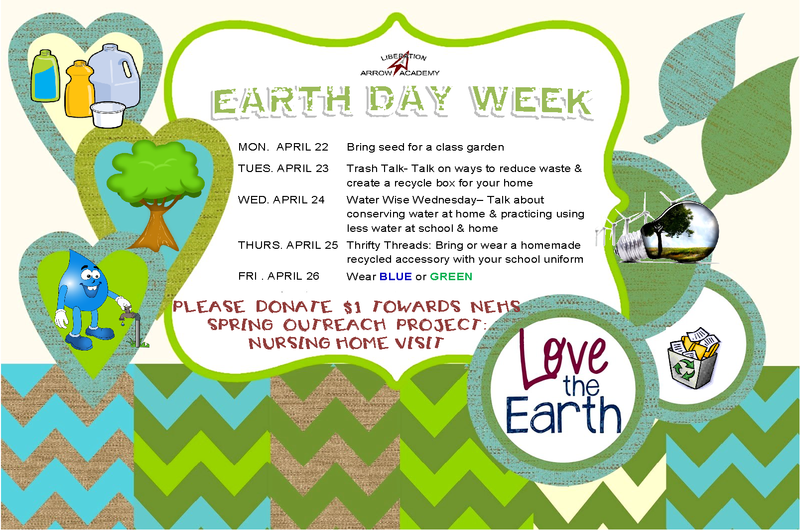 Earth Day Week Featured Photo