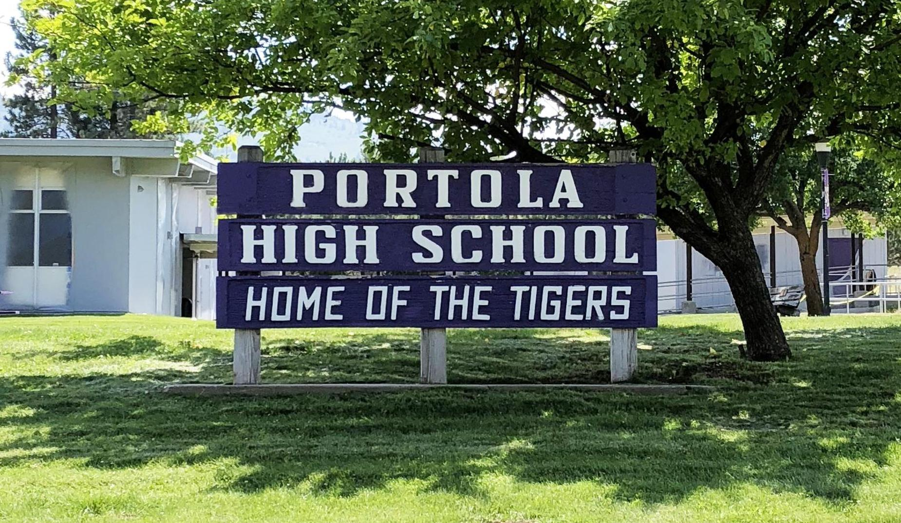 Portola Jr /Sr  High School