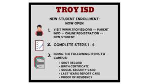 New Student Enrollment Process