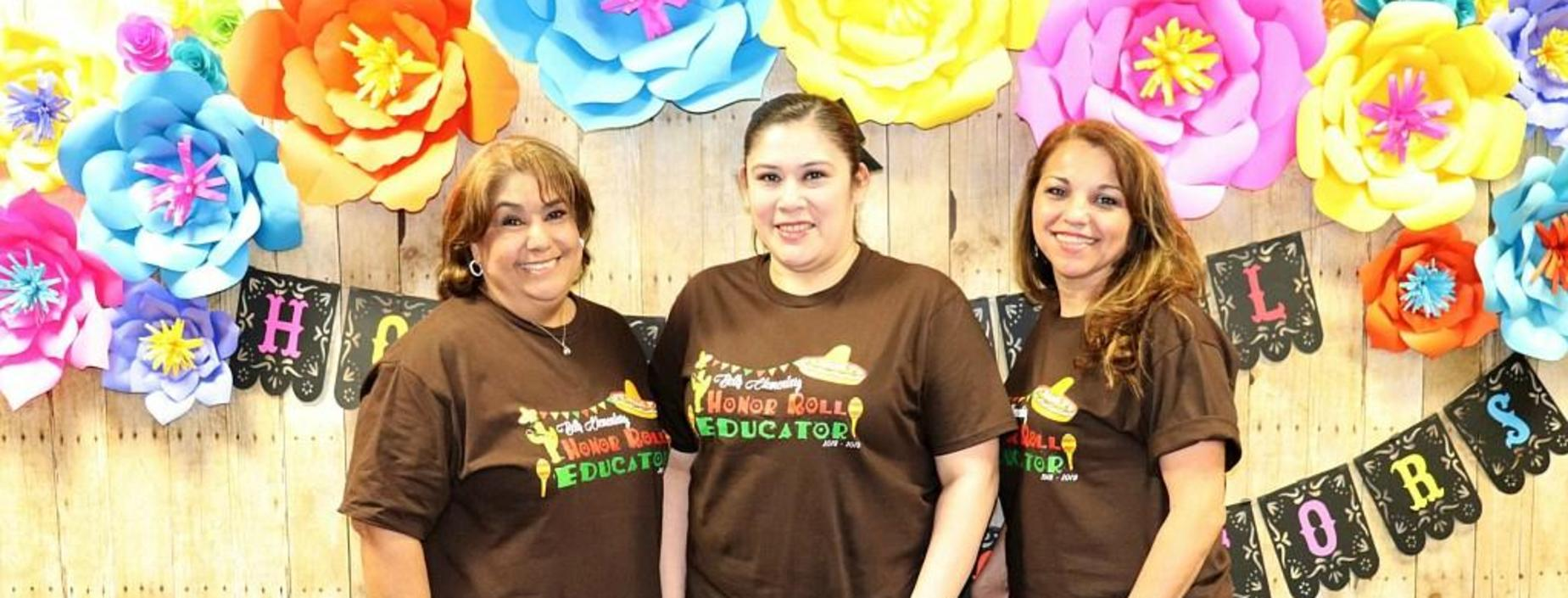 Image of 3rd and 4th grade teachers