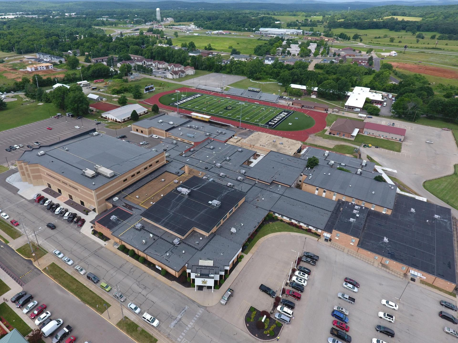 Farmington High School Overhead