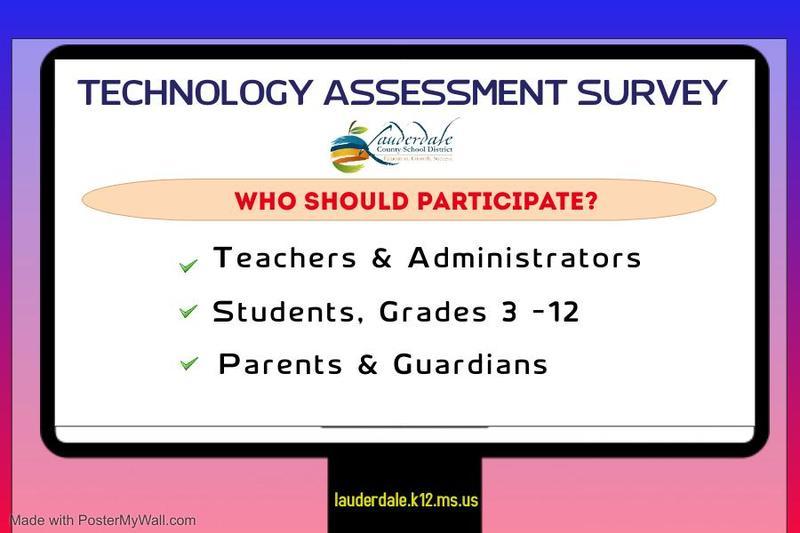 Technology Access Survey Graphic
