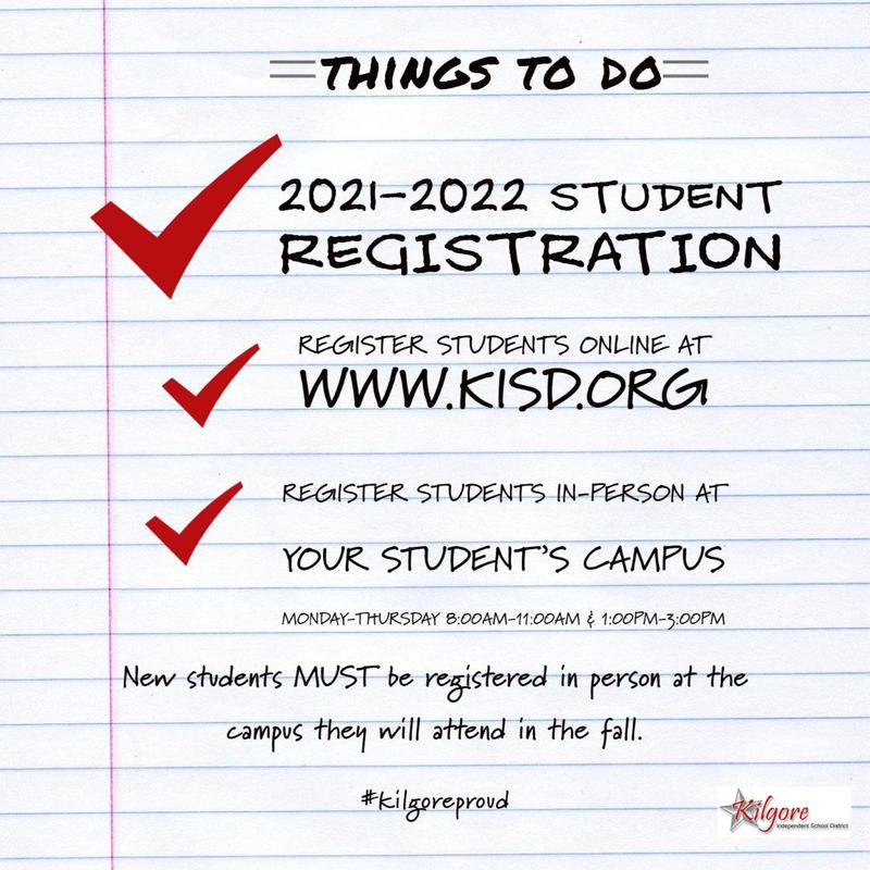 Online & In-Person Registration NOW OPEN! Featured Photo
