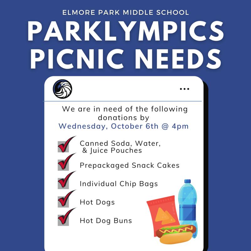 Parklympics Picnic Update Featured Photo
