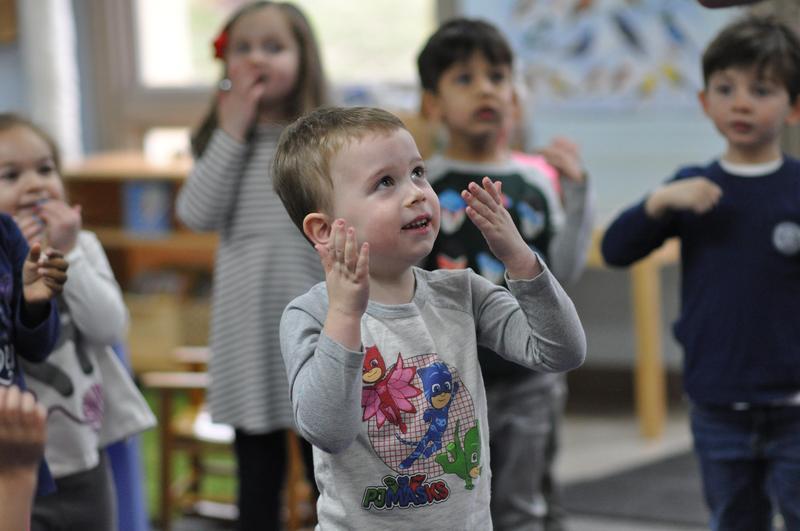 Preschool Music Class Featured Photo
