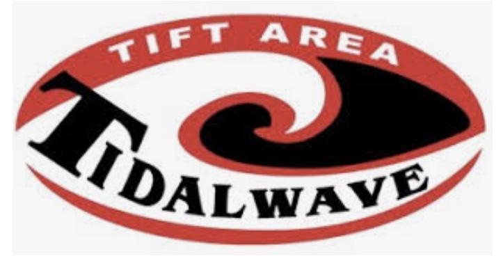 Tift Area Tidal Wave Logo