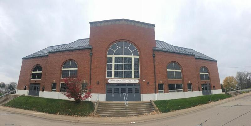 Wharton Field House is turning 90 years old! Featured Photo