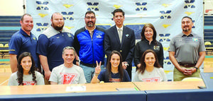Memorial soccer player signs with UTRGV
