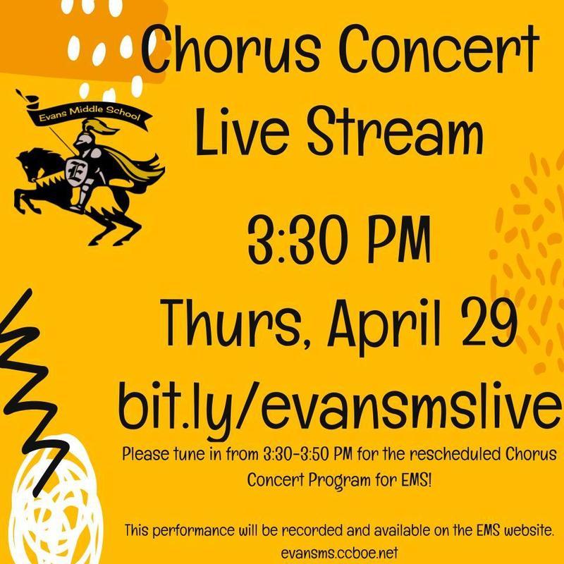 Chorus Concert Recording Featured Photo