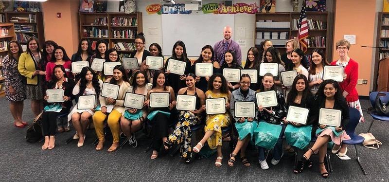 2019 LEAP graduates
