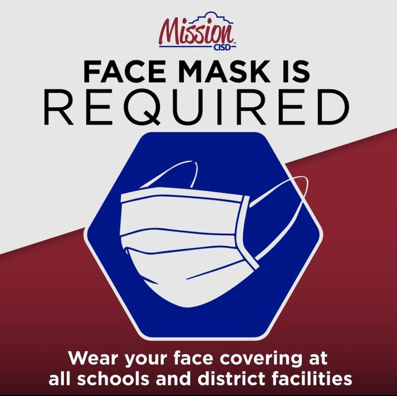 Face masks required at MCISD Featured Photo