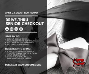 Drive Thru Senior Pickup