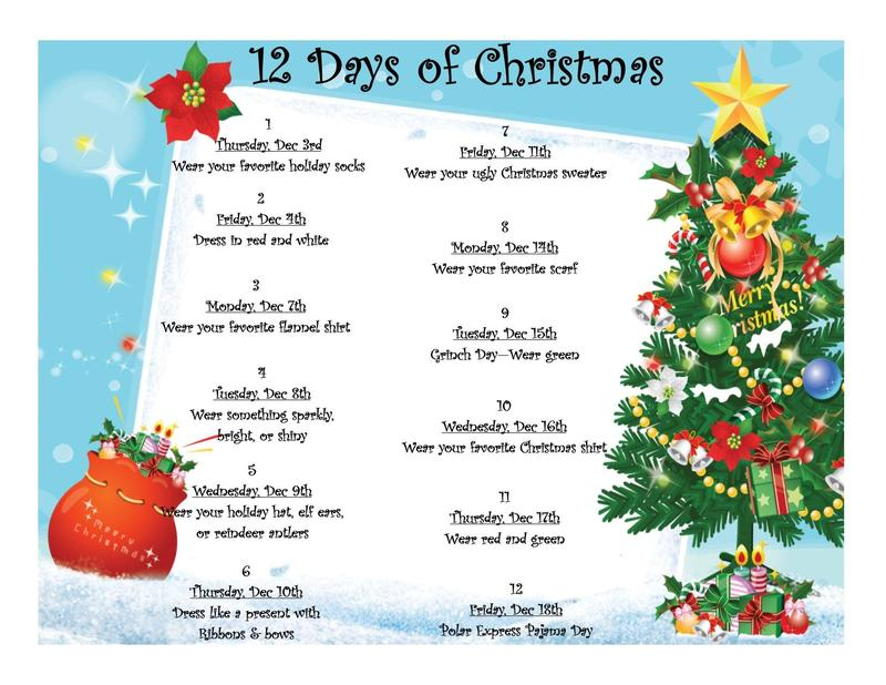 12 Days of Christmas Featured Photo