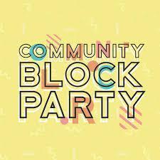 community block party icon