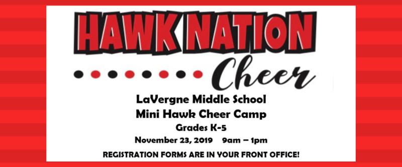 Hawk Nation Cheer Camp