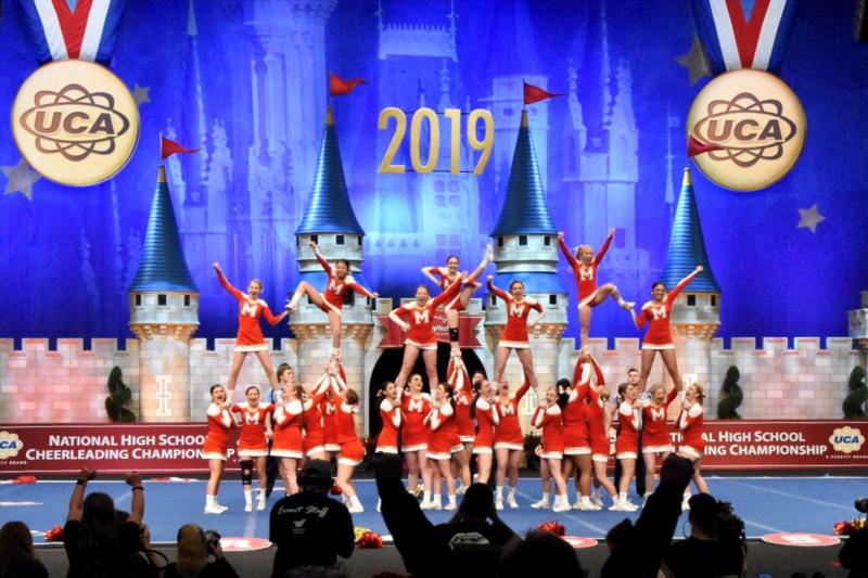 2019 UCA NATIONAL CHAMPIONS Thumbnail Image