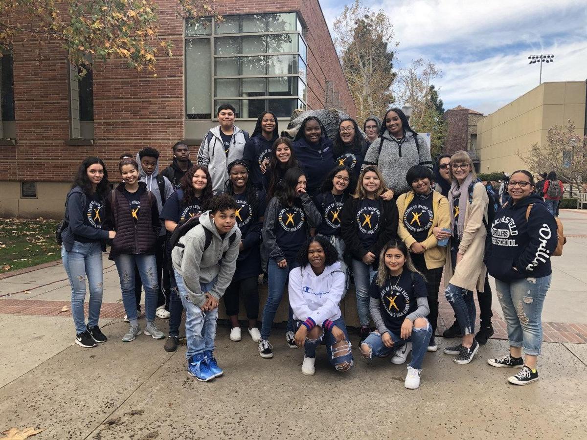UCLA Trip