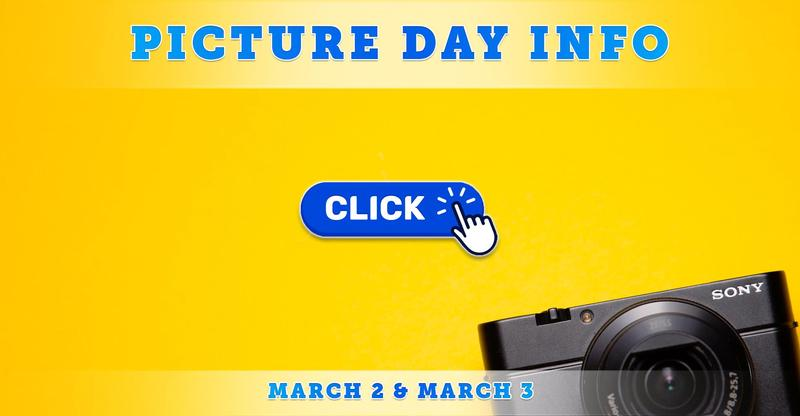 Linda Vista Picture Day Info | March 2 & 3