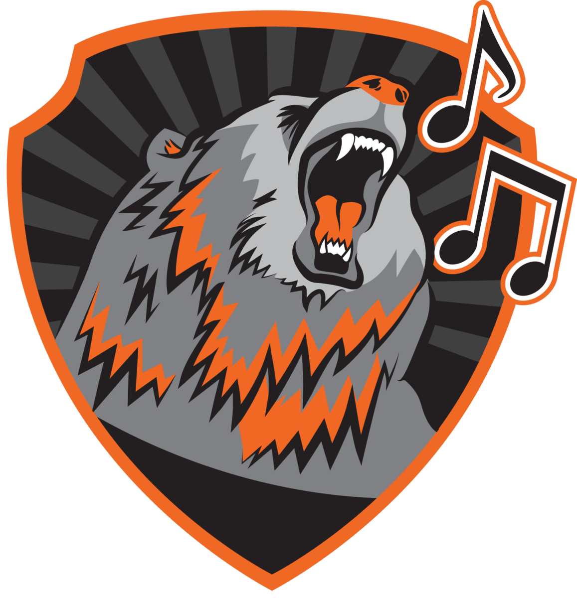 choir department logo