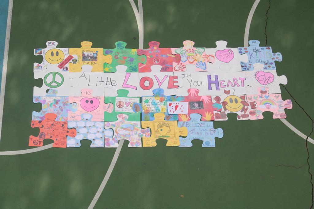 piece #16 & 17 added puzzle piece