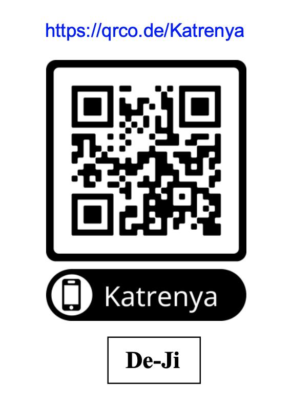 Katrenya QR Code