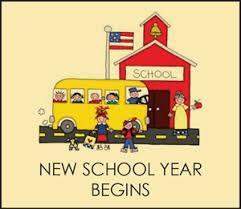 School Begins August 15