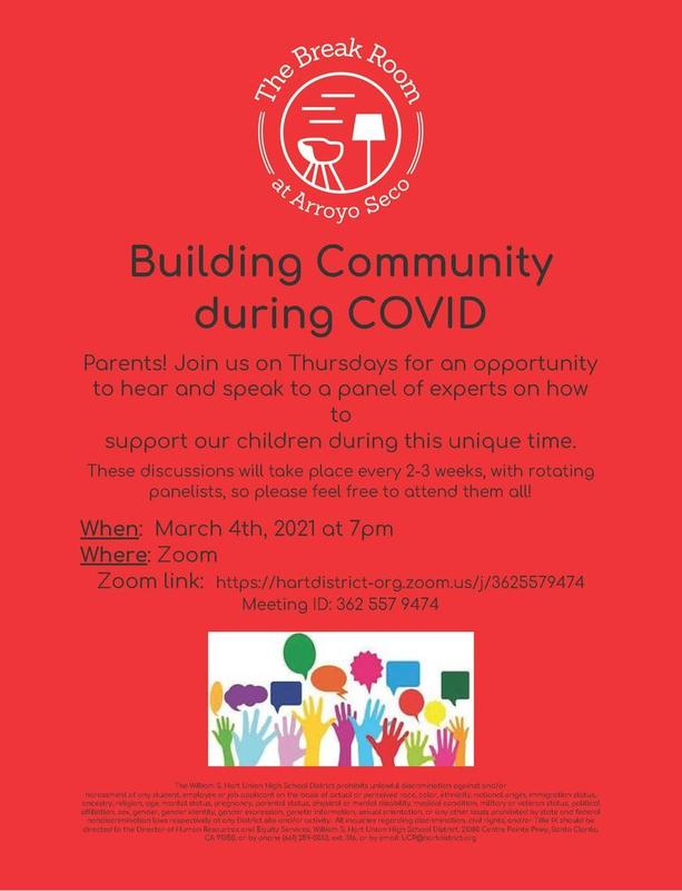 Building Community During Covid