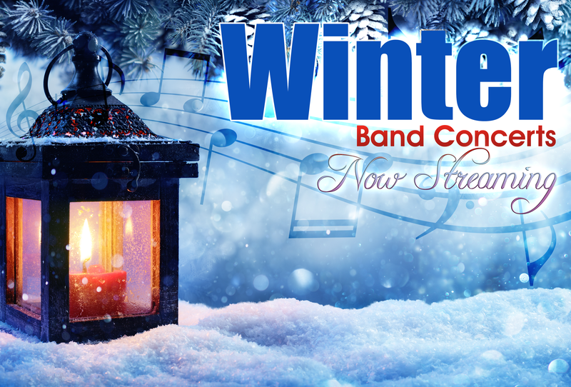 Winter Concerts now streaming Featured Photo
