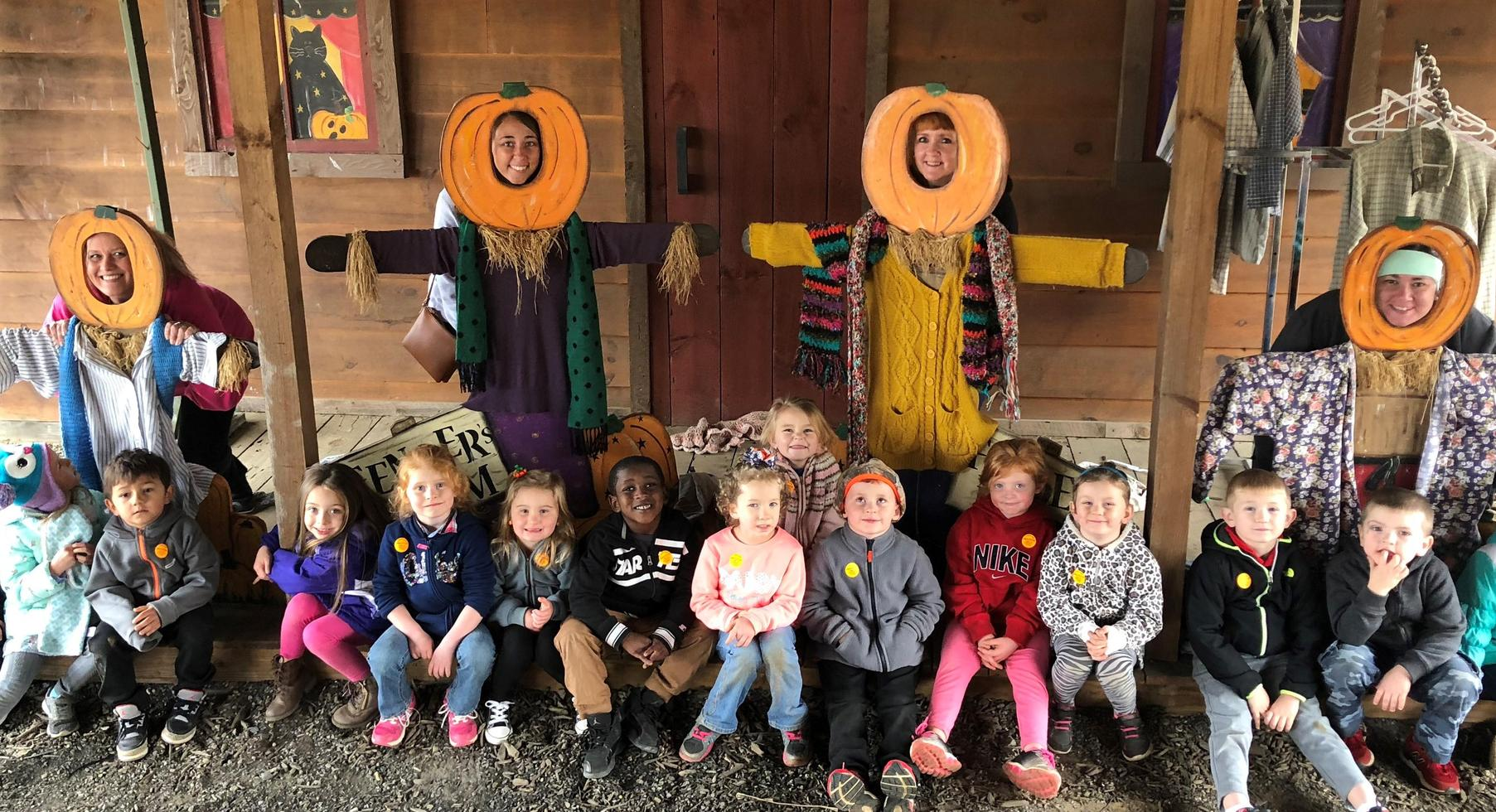 Preschool Field Trip to Fender's Farm