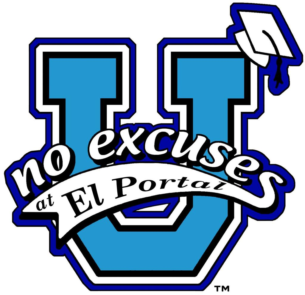 El Portal partners with No Excuses University