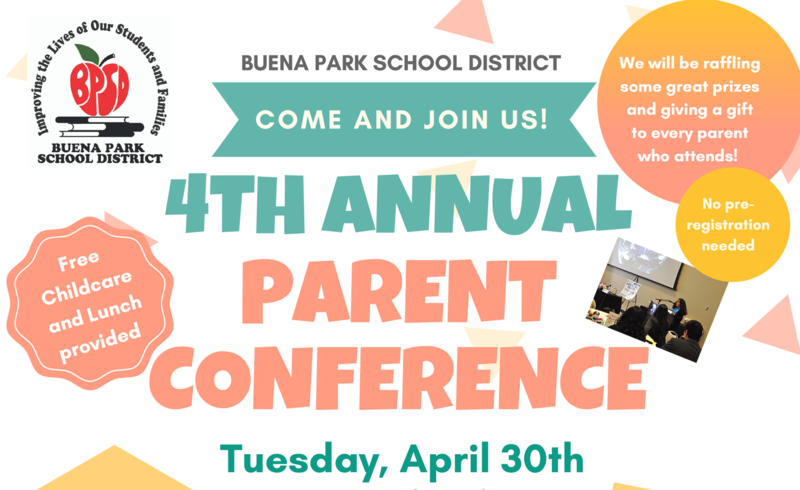 4th Annual Parent Conference image