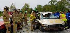 fire, emt, cjc vehicle scenario