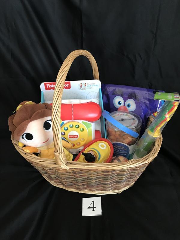 Basket 4 Kid Fun