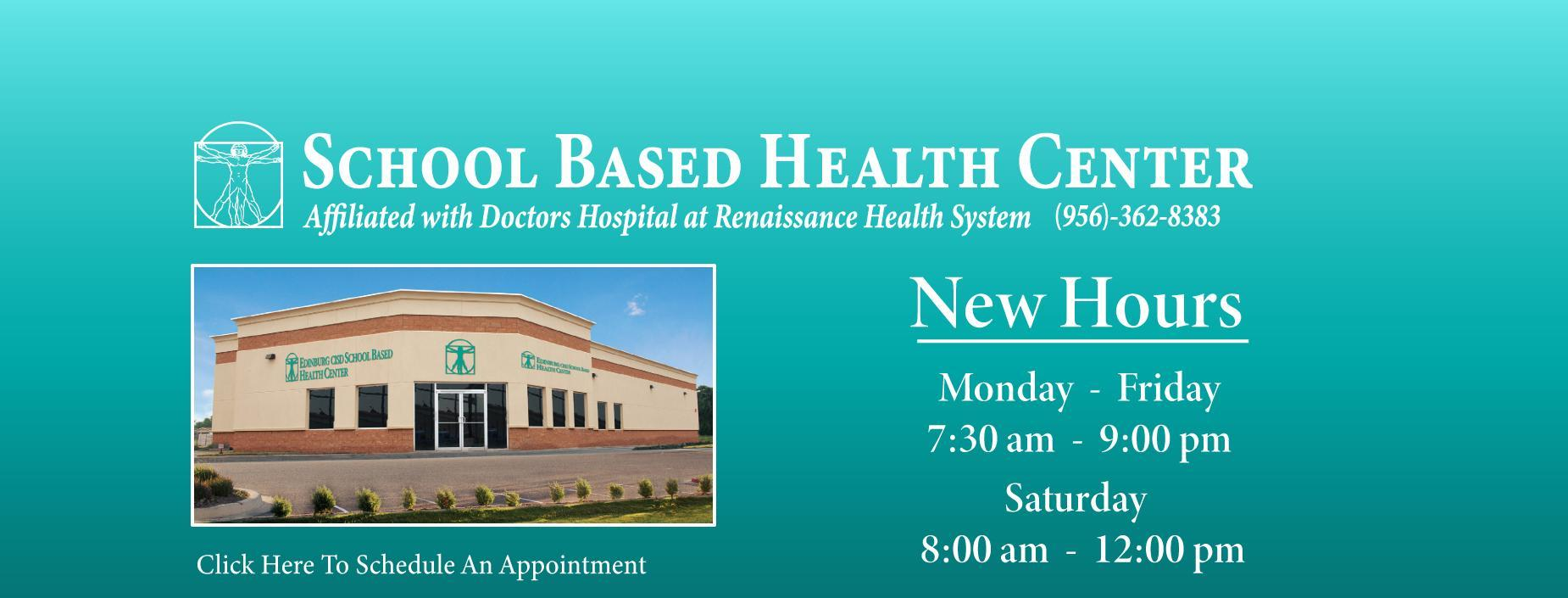 DHR School Based Health Center
