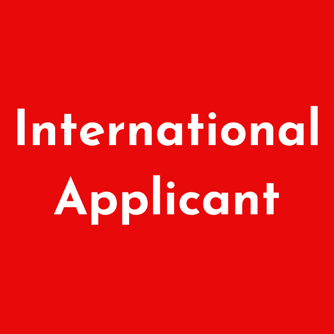 International Applicant