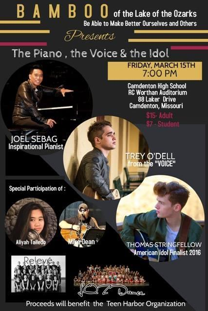 Bamboo presents The Piano, the Voice and the Idol Featured Photo