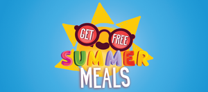 Free summer meals sun wearing sunglasses